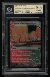 Grove of the Burnwillows - Future Sight - BGS 9.5 - MTG Magic