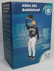 Ichiro 262 Bobblehead FSN Celebrating many of the milestones we love him for