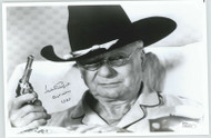 JOHN GIELUND, ACTOR (DECEASED) SIGNED 8X10 JSA AUTHENTICATED COA #P41613