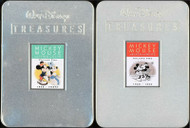 MICKEY MOUSE VOL 2 IN LIVING COLOR AND VOL 2 IN BLACK & WHITE SEALED DVD LOT