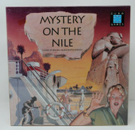 Mystery on the Nile Euro Games Board Game Factory Sealed Descartes Editeur
