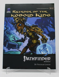 PAIZO PATHFINDER MODULE REVENGE OF THE KOBOLD KING