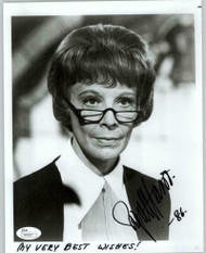 SIGNE HASSO ACTRESS (DECEASED) SIGNED 8X10 JSA AUTHENTICATED COA #N44647
