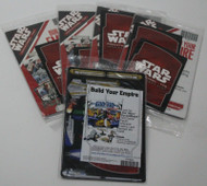 STAR WARS POCKETMODEL TCG SEALED PROMO PACKS 1/PP863 & 4/PP847 LOT OF 5