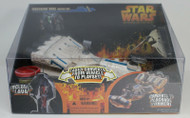 STAR WARS ROTS Battle playset MISP Micromachines
