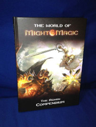 THE WORLD OF MIGHT & MAGIC - THE ASHEN COMPENDIUM - UBISOFT & OSPREY PUBLISHING