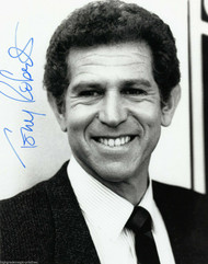 TONY ROBERTS ACTOR, AUTOGRAPHED SIGNED 8X10 PRESS PHOTO