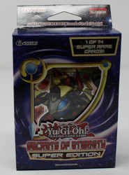 YUGIOH SECRETS OF ETERNITY SUPER EDITION BOX FACTORY SEALED