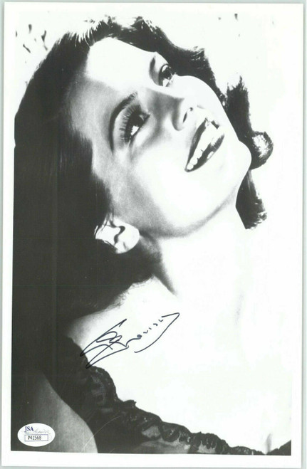 """FRED ASTAIRE  AND CYD CHARISSE 1953 Photograph 8/"""" x 10/"""" Autograph RP"""