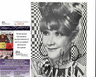 DODY GOODMAN, ACTRESS (DECEASED) SIGNED 5X6 CARD WITH JSA COA #N44528
