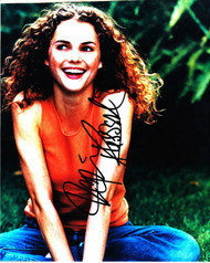 KERI RUSSELL AS FELICITY PORTER AUTOGRAPHED SIGNED 8X10 PUBLICITY PHOTO WITH COA