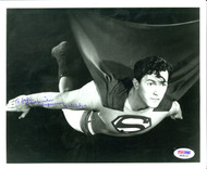 "KIRK ALYN 1ST SUPERMAN IN FILM PSA/DNA ""FLYING"" SIGNED 8X10 PHOTO"