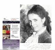 "MARGARET O'BRIEN ACTRESS ""GLORY"" SIGNED 5X7 JSA AUTHENTICATED COA #44532"