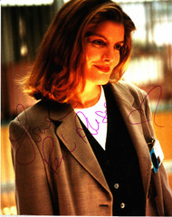 RENE RUSSO, ACTRESS AUTOGRAPHED INSCRIBED & SIGNED MOVIE PROMO 8X10 WITH COA