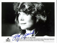 """SISSY SPACEK AUTOGRAPHED SIGNED 8X10 PROMO PHOTO """"CRIMES OF THE HEART"""" WITH COA"""