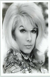STELLA STEVENS PLAYBOY PLAYMATE SIGNED 8X10 JSA AUTHENTICATED COA #P41743