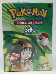 Erika Theme Deck Pokemon Gym Heros Pokemon TCG