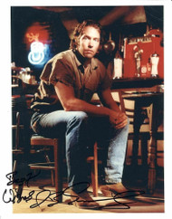 """""""D. B."""" SWEENEY, ACTOR AUTOGRAPHED SIGNED INSCRIBED 8X10 STUDIO PROMO WITH COA"""