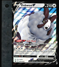 Dubwool V Oversized Card SWSH049 From Champions Path --- 25 Ct. Lot