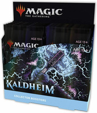 Kaldheim Collector Booster Box Factory Sealed MTG Magic the Gathering