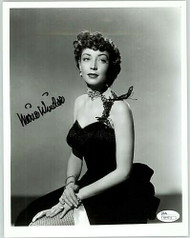 MARIE WINDSOR, ACTRESS (DECEASED) SIGNED 8X10 JSA AUTHENTICATED COA #N44511