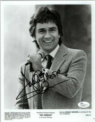 DUDLEY MOORE (DECEASED) AUTOGRAPHED SIGNED 8X10 JSA AUTHENTICATED COA #44433