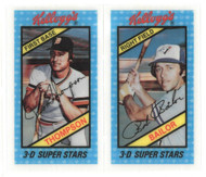 1980's Kellogg's NM/M Thompson & Bailor Perforations Unbroken