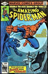 AMAZING SPIDER-MAN #200-201 HIGH GRADE, PUNISHER AND THE BURGLAR