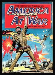 AMERICA AT WAR BY MICHAEL USLAN. WWII, VIETNAM, SGT ROCK, ENEMY ACE