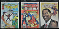 AMAZING SPIDER-MAN KEY APP LOT, PUNISHER, FF, BARACK OBAMA, MARVEL TALES