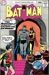 BATMAN MARRIES BATWOMAN?? JOKER, HIGHGRADE PIZZA HUT COMICS