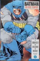 BATMAN: THE DARK KNIGHT RETURNS #2, #3 #4, 1ST CARRIE kELLY