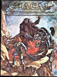 CHACAL MAGAZINE #2 FRANK FRAZETTA, STERANKO, WAGNER 1977