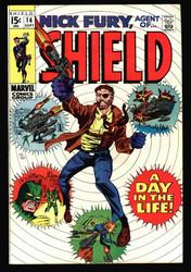 NICK FURY AGENT OF S.H.I.E.L.D. #14 NEAR MINT ! BEAUTIFUL BOOK !!