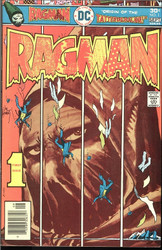 RAGMAN COMPLETE 1976 AND 1991 MINI-SERIES DC COMICS SUPERHERO AS SEEN ON ARROW