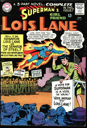 SUPERMAN'S GIRLFRIEND LOIS LANE VARIOUS ISSUES (62-112) NEAL ADAMS DC COMICS