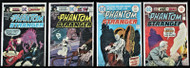 THE PHANTOM STRANGER BRONZE AGE DC COMICS LOT