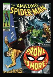 AMAZING SPIDER-MAN #79 2ND APP. PROWLER FINE, GWEN STACY