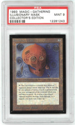 Illusionary Mask - Collectors Edition - PSA Mint 9 - MTG Magic