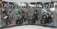 KISS Complete Set McFarlanes Toys Action Figure 1997 MISB