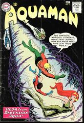 Aquaman # 11 VG/FN Silver Age