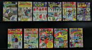 DC Comics 80 pg. Giant 1, 2, 4, 8, 10, 12, 13, 14, 15 + More!
