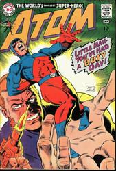 The Atom #34 Fine Condition, 12¢ cover