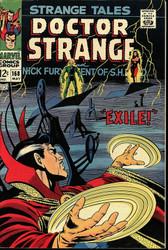 STRANGE TALES #168, 173, Dr. Strange, Last Nick Fury, 12¢ covers VF/VF+