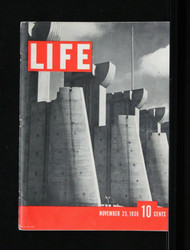 Life Magazine 1st & Last Issue Good to Fine Condition, Historic issues