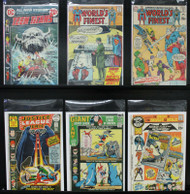 DC COMICS LOT BRONZE AGE ACTION SUERMAN, BATMAN, JLA, TEEN TITANS