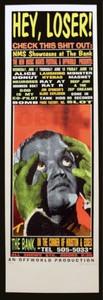 Monster Magnet 1992 New Music Seminar Original Concert Poster Signed Frank Kozik