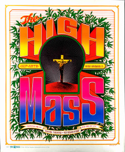 The High Mass Bob Fried 1967 Original Printing RARE AoR 2.368 NM
