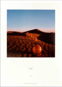 "The Nice ""Elegy"" Poster Fine Art Lithograph Signed by Storm Thorgerson"