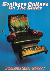Southern Culture on the Skids Plastic Seat Sweat Album Tour Postcard 1997 5x7
